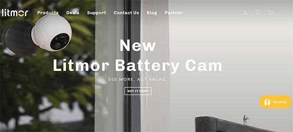 Litmor Security Cam Review